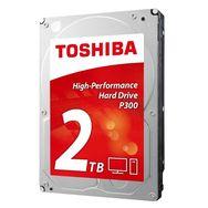TOSHIBA Disque dur interne - 3,5 pouces P300 - 2To