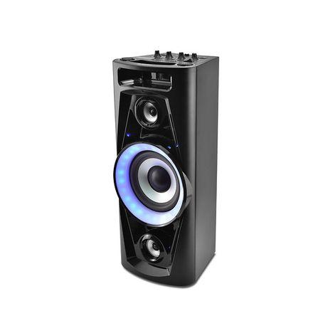 SELECLINE Enceinte portable - Bluetooth - Noir