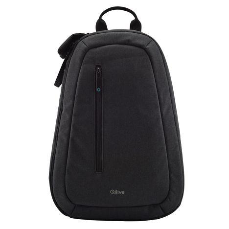 QILIVE Sac à dos Reflex Backpack Q9910 pour Reflex - Noir