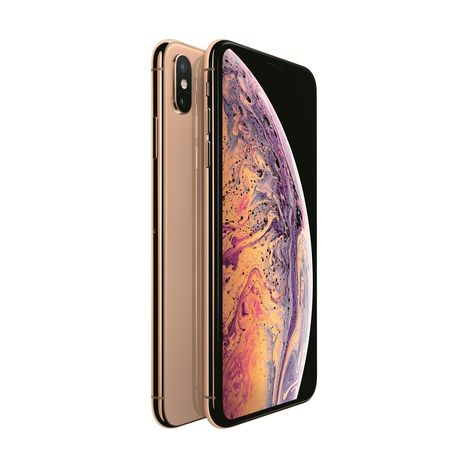APPLE Smartphone - iPhone XS Max - 64 Go - 6.5 pouces - Or