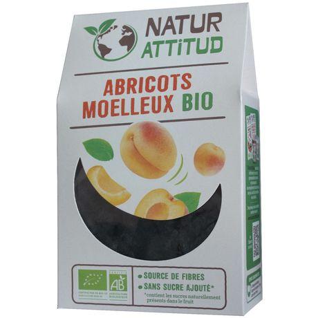200 g - NaturAttitud - Abricots dénoyautés moelleux bio