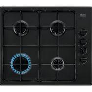 FAURE Table de cuisson à gaz FGH62414BA - 59.4 cm, 4 Foyers