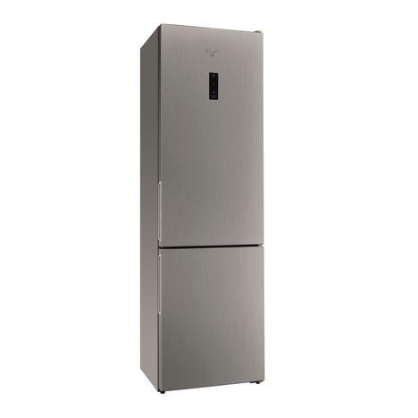 WHIRLPOOL Réfrigérateur combiné WNF8T2OX, 338 L, Froid No Frost