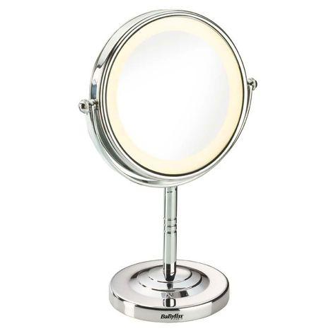 BABYLISS Miroir lumineux grossissant 8435E