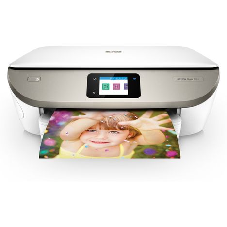 HP Imprimante multifonction - Jet d'encre - ENVY 7134 - Wifi