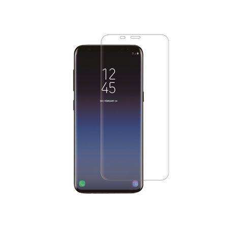 Protection d écran en verre trempé incurvé pour Galaxy S9+ QILIVE ... 96257fc47f9b