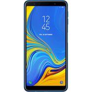 SAMSUNG Smartphone - Galaxy A7 - 64 Go - 6 pouces - Bleu - Double SIM - 4G