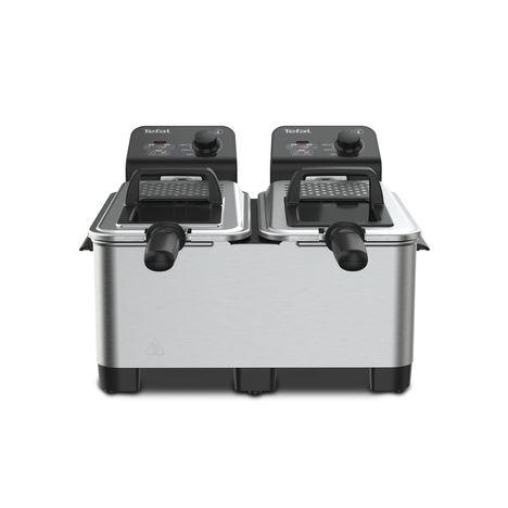 TEFAL Friteuse Double Pro Fryer FR361010