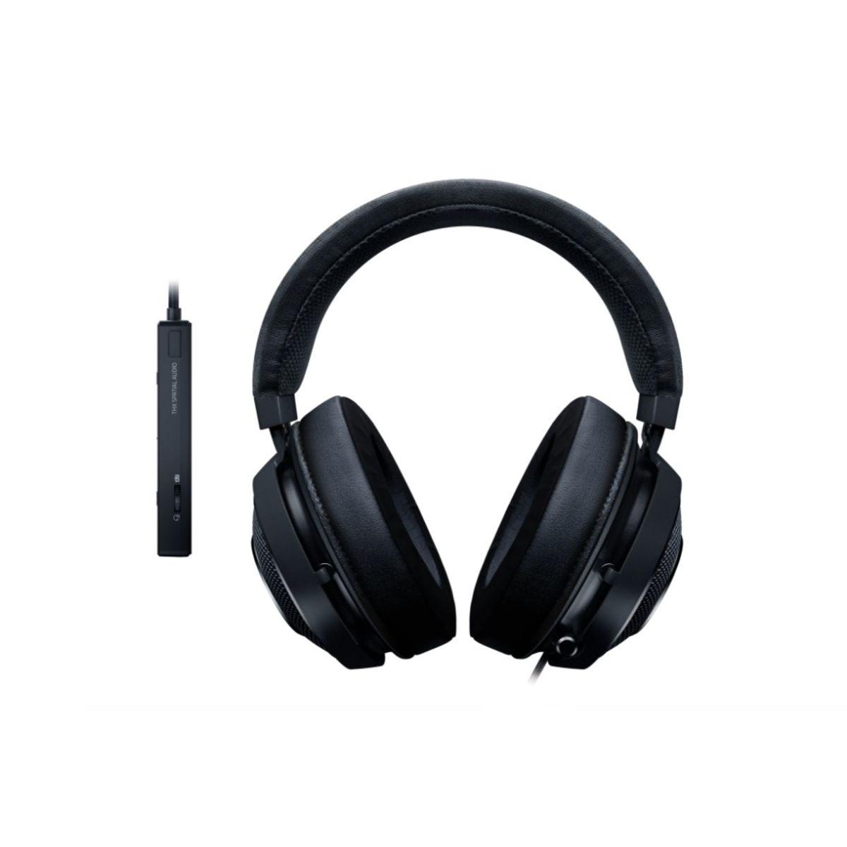 Casque audio - Kraken Tournament Edition Black - Noir