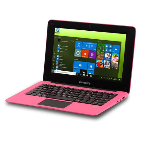 SELECLINE Ordinateur portable - Notebook 130111 - 32 Go - Rose