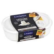 L'Angelys crème glacée yaourt au lait entier 450g