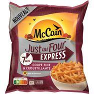 Mc Cain just au four express 500g