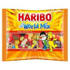 HARIBO World mix assortiment de bonbons gélifiés 500g