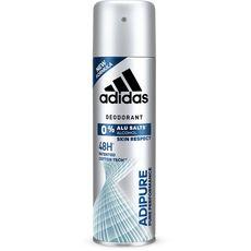 Adidas déodorant homme adipure xl 200ml pas cher à prix Auchan