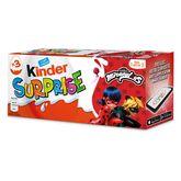 Kinder surprise fille x3 -60g