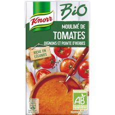Knorr mouliné de tomate, oignons et pointe d'herbe 1l