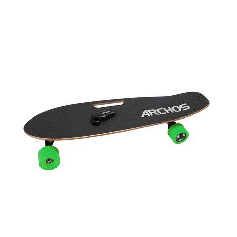 ARCHOS Skateboard électrique SK8 - Noir et vert