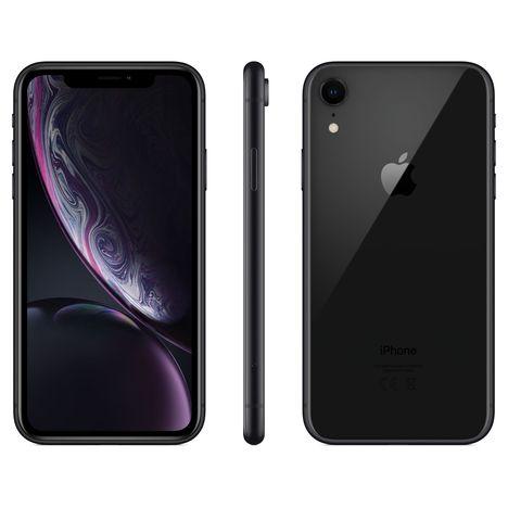 APPLE iPhone - XR - 128 Go - 6.1 pouces - Noir - 4G