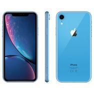 APPLE iPhone - XR - 256 Go - 6.1 pouces - Bleu - 4G