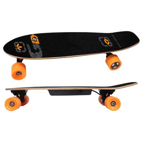 GIRO DRIVE Skateboard électrique - Noir et orange
