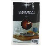DPDO Lot de 2 sachets de détartrant poudre A95556 pour machine à café à dosettes