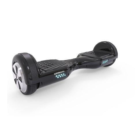 WAYBOARD Hoverboard - 65S - 6.5 pouces - Noir