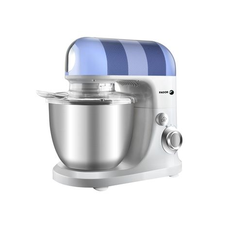 FAGOR Robot pâtissier FG675 - Blanc/Lilas/Inox