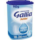 Gallia junior 900g dès 24mois