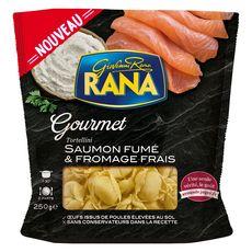 RANA Tortellini au saumon fumé et fromage frais 2 portions 250g