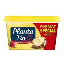 PLANTA FIN Planta Fin doux tartine et cuisson 600g format familial