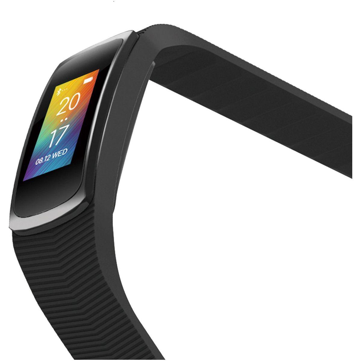 ABYX Montre connectée - FIT HR - Bluetooth - Noir