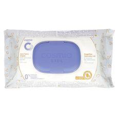 Cosmia baby Lingettes à l'extrait de calendula pour bébé x50