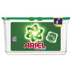 Ariel lessive original écodose x40 -1,004l