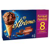 Nestlé Extrême chocolat x8 -568g format familial
