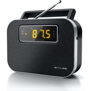 MUSE Radio portable - Noir - M-081 R