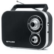 MUSE Radio portable - Noir - M-051 R
