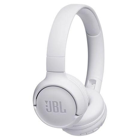 JBL Casque audio Bluetooth - Blanc - Tune 500BT