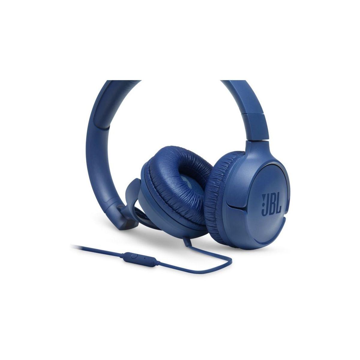 Tune500 - Bleu - Casque audio filaire