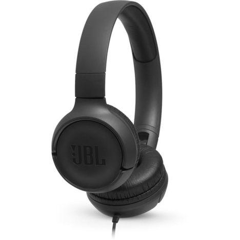 JBL Tune500 - Noir - Casque audio filaire