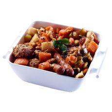 Auchan le Traiteur Couscous aux légumes et à la viande 350g