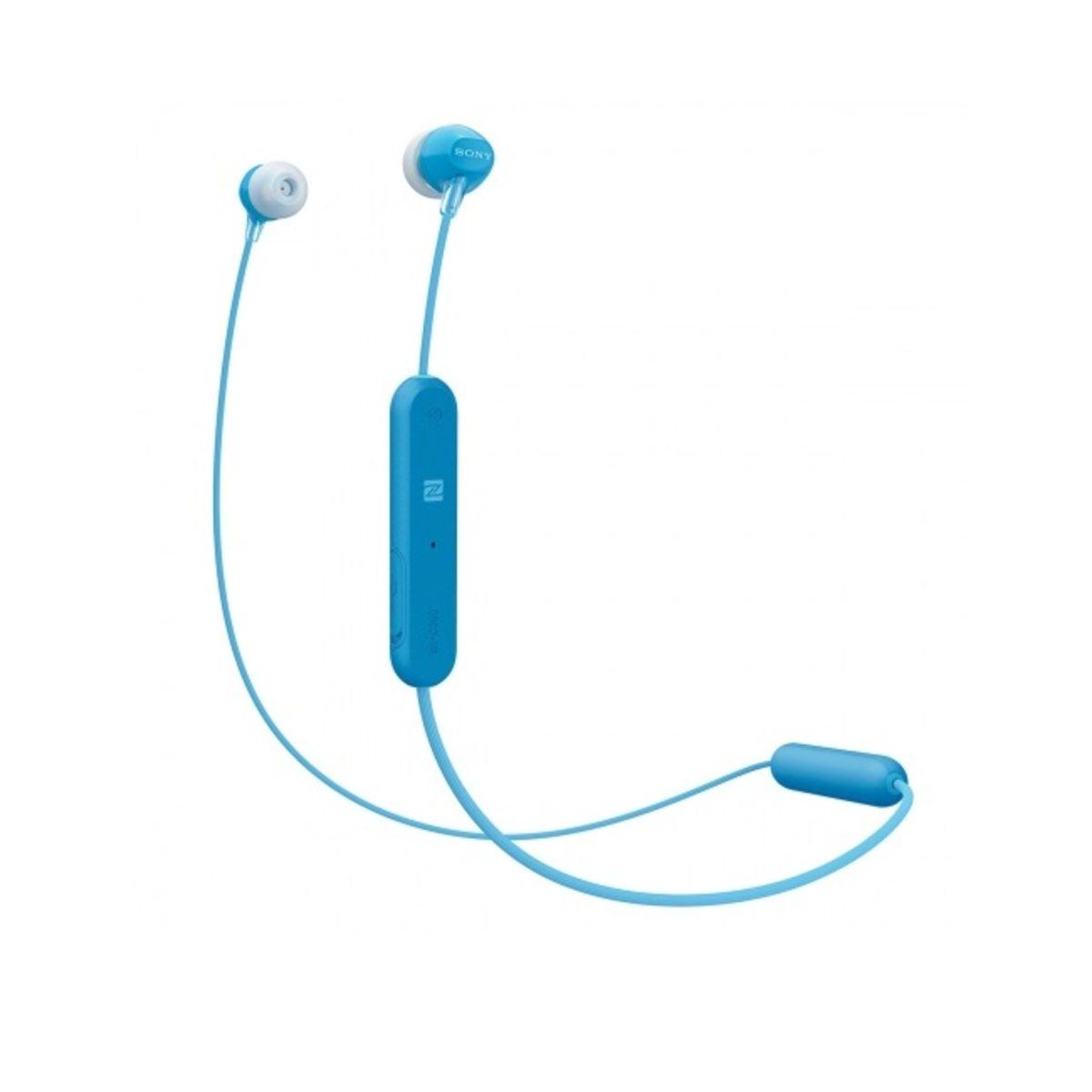 Ecouteurs - WIC-300 - Bleu