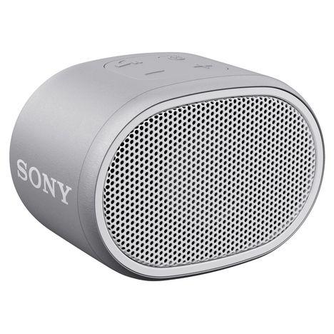 SONY Enceinte portable Bluetooth - Blanc - SRS-XB01W