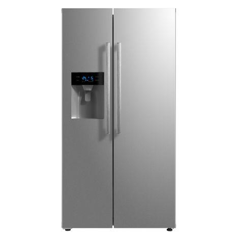 TRIOMPH Réfrigérateur américain TM-488NFS - 490 L, Froid No Frost