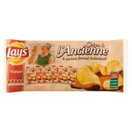 Lay's chips à l'ancienne 6x27,5g