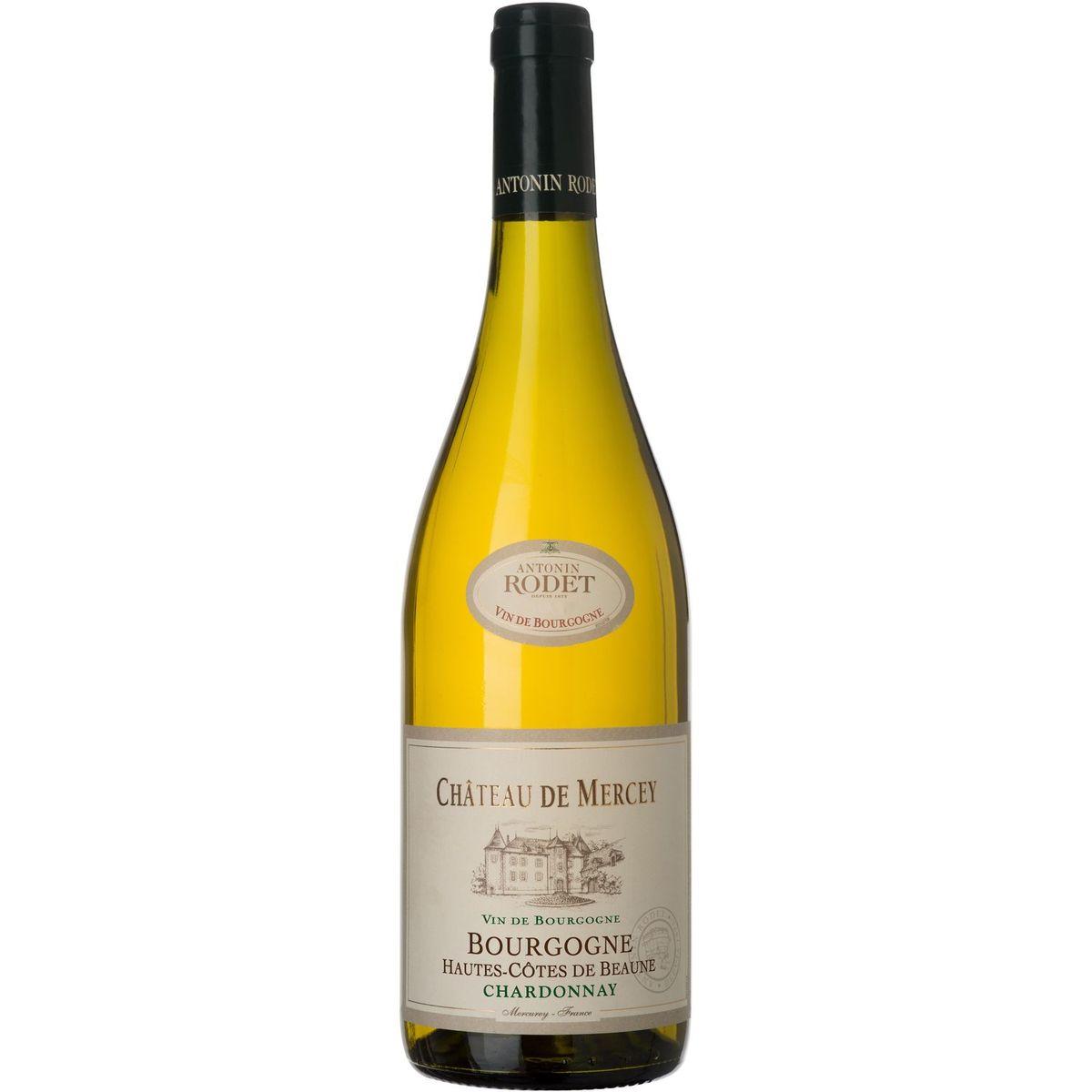 AOP Hautes Côtes Bourgogne Chateau de Mercey Antonin Rodet blanc 2015