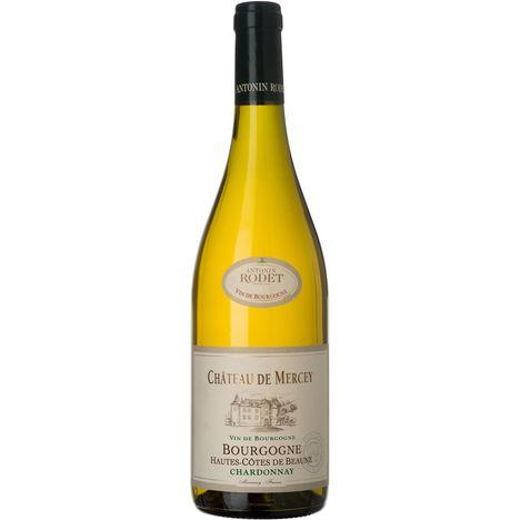 SANS MARQUE AOP Hautes Côtes Bourgogne Chateau de Mercey Antonin Rodet blanc 2015