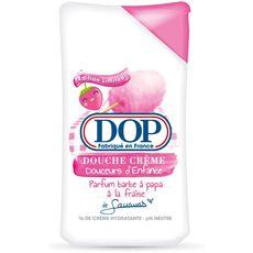 Dop Douceurs d'enfance crème de douche barbe à papa fraise 250ml
