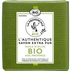LA PROVENCALE BIO La Provençale bio authentique savon extra pur 100g