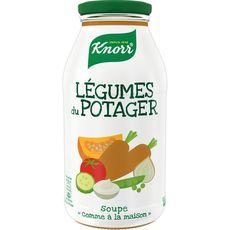 Knorr soupe légumes du potager 45cl
