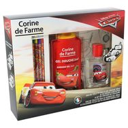 CARS Cars coffret eau de toilette +crayon +coloriage